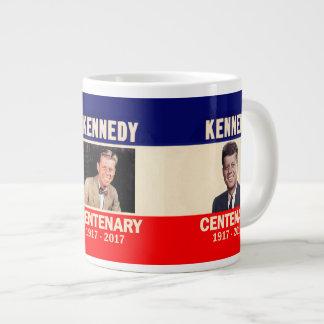 Kennedy Centenary 1917 - 2017 Large Coffee Mug
