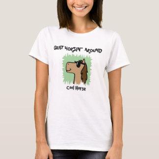 Kennedy Davis Designs- Horsin' Around T-Shirt