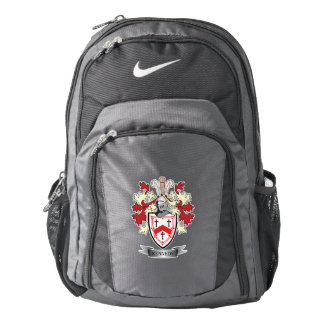 Kennedy Family Crest Coat of Arms Backpack