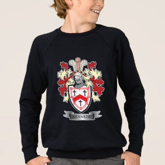 Kennedy Family Crest Coat of Arms Sweatshirt
