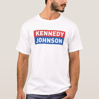 Kennedy Johnson campaign shirt