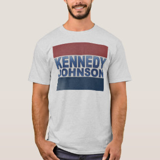 Kennedy Johnson Campaign T-Shirt