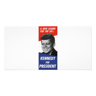 Kennedy Personalized Photo Card