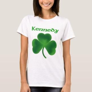 Kennedy Shamrock T-Shirt