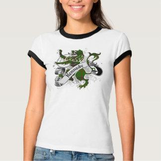 Kennedy Tartan Lion T-Shirt