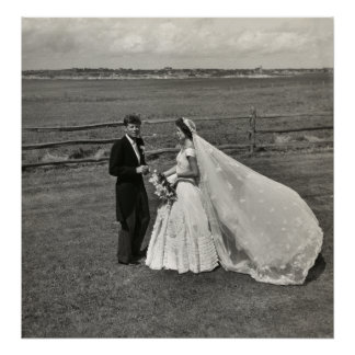 Kennedy Wedding Poster