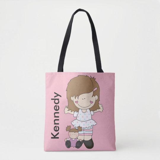 Kennedy's Personalized Tote