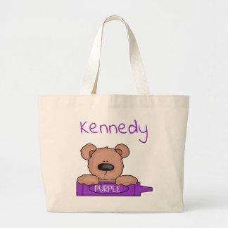 Kennedy's Teddybear Tote