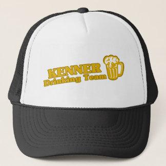 Kenner Drinking Team tee shirts Trucker Hat