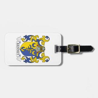 Kenney Custom Luggage Tag