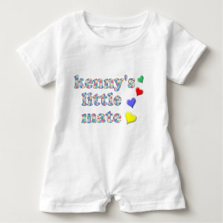 Kenny's Mate Baby Romper