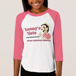 Kenny's Mate Girls T-Shirt