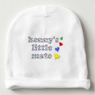 Kenny's Mate Patchwork Pattern Baby's Hat Baby Beanie