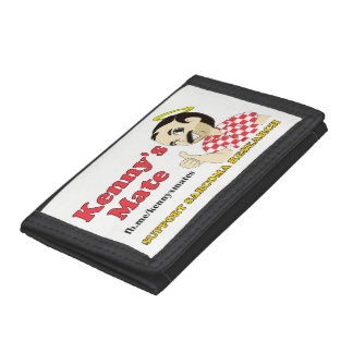 Kenny's Mate Sarcoma Research Support Wallet