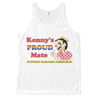 Kenny's Mate Unisex Pride Tank