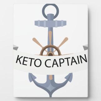 keno anchor plaque