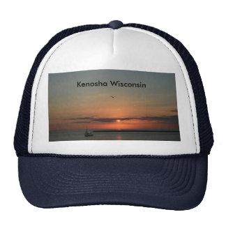 Kenosha le Wisconsin Casquettes