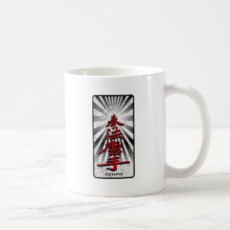 Kenpo-Karate-3D Coffee Mug