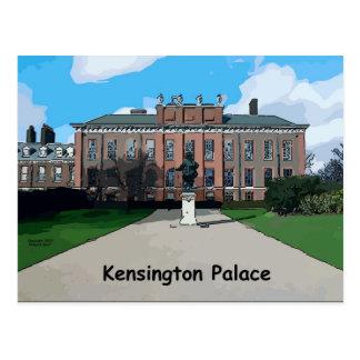 Kensington Palace Postcard