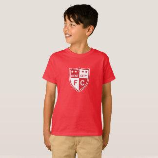 Kent City FC Red T-shirt