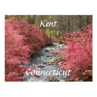 Kent, Connecticut Postcard