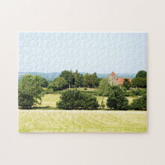 Kent countryside jigsaw puzzle