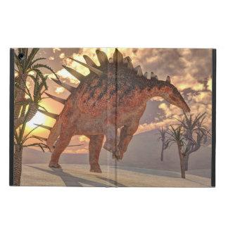 Kentrosaurus dinosaur - 3D render iPad Air Cover