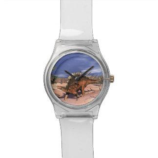 Kentrosaurus dinosaur watches