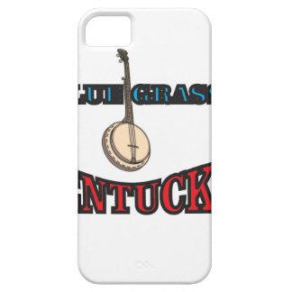 Kentucky Bluegrass art iPhone 5 Case