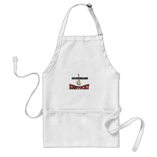 Kentucky Bluegrass art Standard Apron