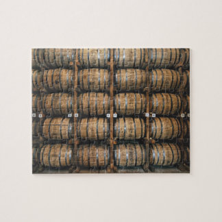 Kentucky Bourbon Barrels Jigsaw Puzzle