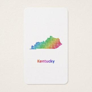 Kentucky Business Card
