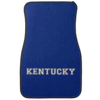 Kentucky Car Mat