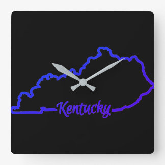 Kentucky Clock