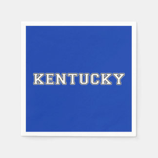 Kentucky Disposable Napkins
