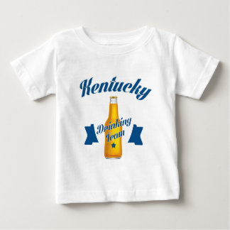 Kentucky Drinking team Baby T-Shirt