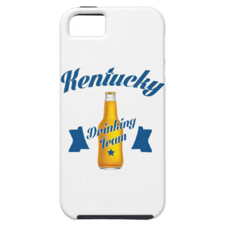 Kentucky Drinking team iPhone 5 Cases
