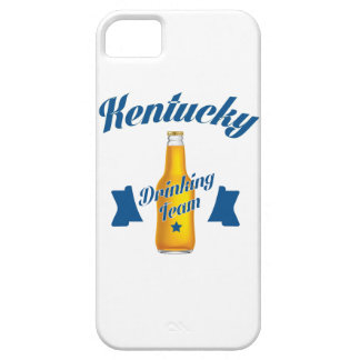 Kentucky Drinking team iPhone 5 Cover