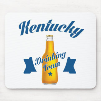 Kentucky Drinking team Mouse Pad