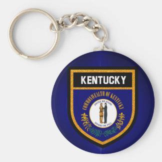 Kentucky Flag Keychain