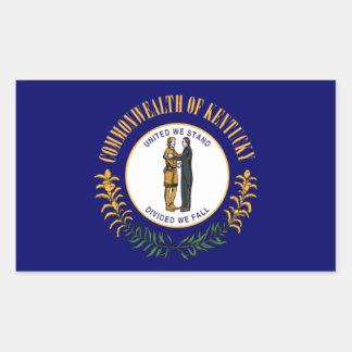 Kentucky Flag Sticker