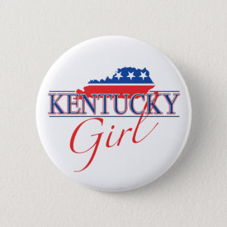 Kentucky Girl Button
