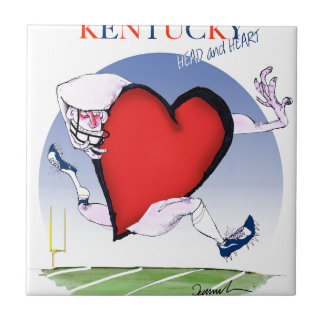 kentucky head heart, tony fernandes tile