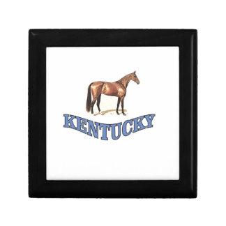 Kentucky horse gift box