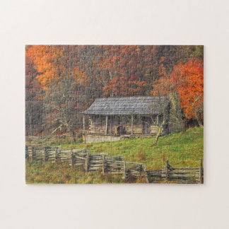 Kentucky In Autumn Jigsaw Puzzle