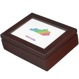 Kentucky Keepsake Box