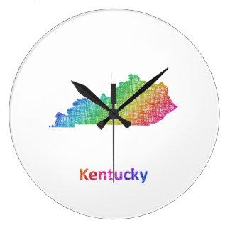 Kentucky Large Clock