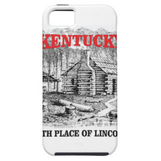 Kentucky Lincolns birthplace iPhone 5 Cover