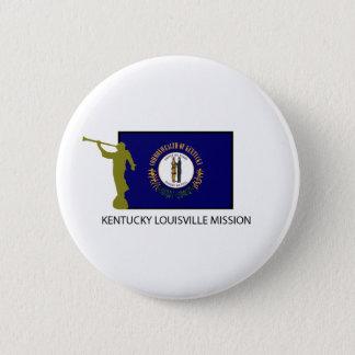 KENTUCKY LOUISVILLE MISSION LDS CTR 2 INCH ROUND BUTTON