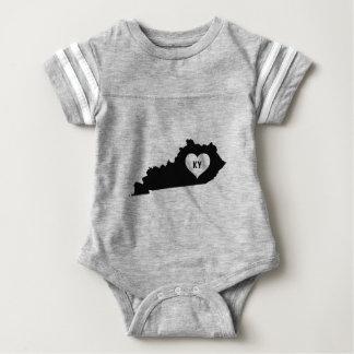 Kentucky Love Baby Bodysuit